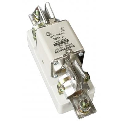 NRT16系列有填料封闭管式刀形触头熔断器